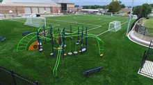 Maumelle Academics Soccer & Play System