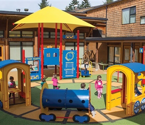 Playground ShadePlay Canopies