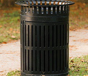 Superior Trash Receptacles